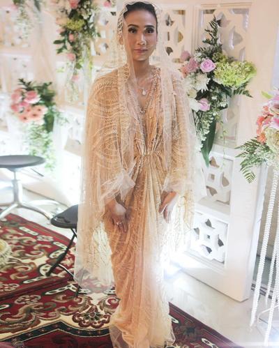 Kaftan-Alike Dress