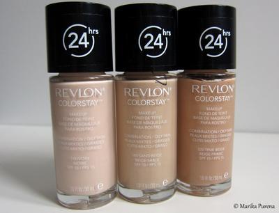 Ada yang pakai foundation dari Revlon yang colorstay?