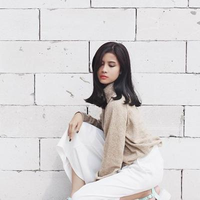 Menjadi Model Untuk Instagram Sendiri