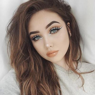 Yuk, Kenalan dengan Teknik Make Up Jamsu yang Super Unik dan Hasilnya Tak Disangka Ini!