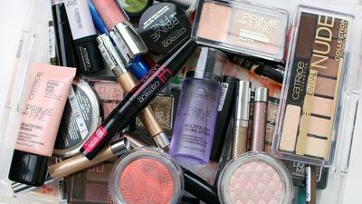 Tutorial Make Up dengan Satu Set Brand Drugstore Catrice yang Harganya Murah Meriah