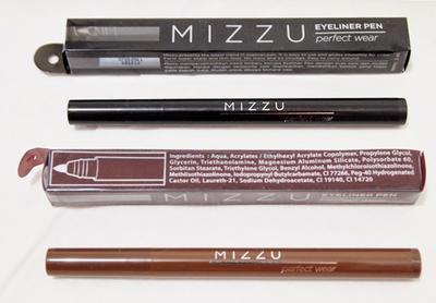 Di bawah 60K, Mizzu Perfect Wear Eyeliner Pen Bagus Gak Sih Ladies?