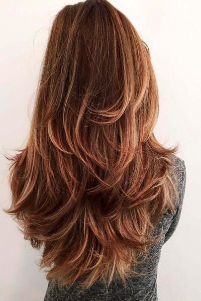 Long-Layered Hair