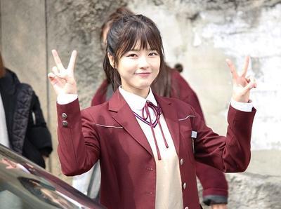 1. Oh Ji Eun