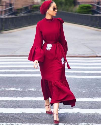 Merah Marunn Hijab