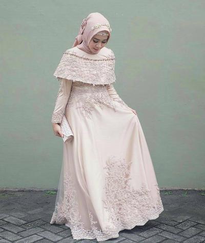 Dress Hijab Model Sabrina