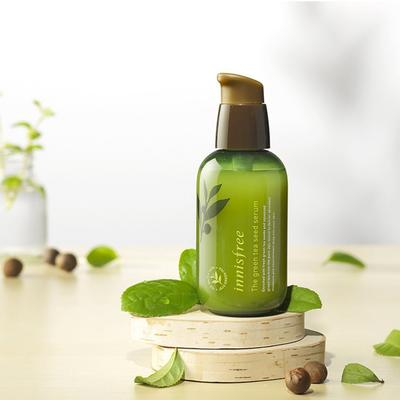 2. Innisfree The Green Tea Seed Serum