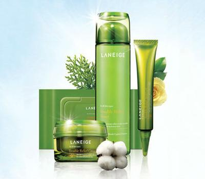 3. Laneige Trouble Relief Series