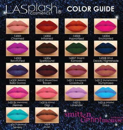 LASplash Smitten Hypnotized Lip Tint