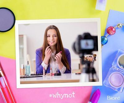 [BioreXBeautynesia Giveaway!] Berani Coba Hal Baru? Ini Cara Agar Kamu Percaya Diri Jadi Beauty Vlogger!