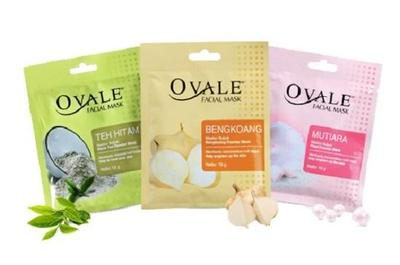 Oval Facial Mask