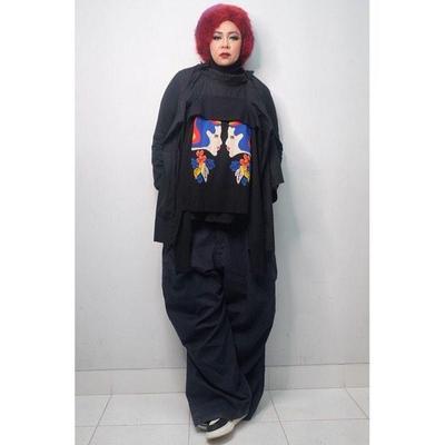 Hijab Style Turban Bulu