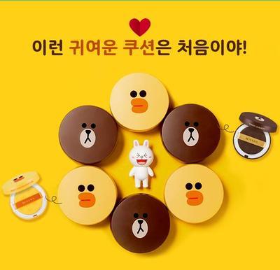 Packaging Cushion Korea Ini Imut-Imut Banget, Yakin Enggak Tergoda?