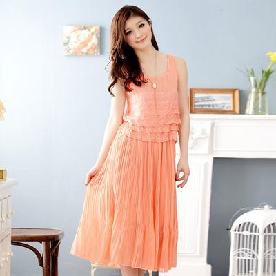 Wholesale Summer chiffon dress