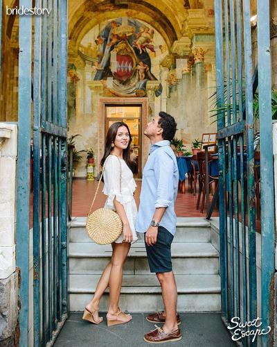 Menikah dengan Traveler Sejati, Ini Gaya Traveling Raisa Andriana yang Tetap Tampil Bak Princess