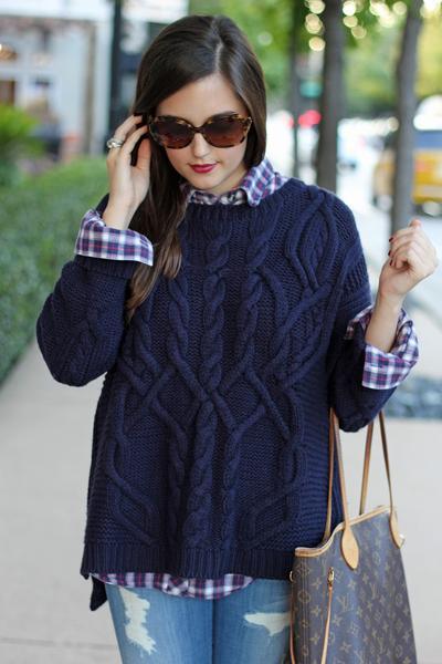 Flanel & Sweater