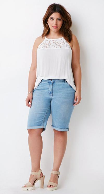Tak Perlu Minder, Ini Model Celana Pendek yang Tepat Untuk Paha Besar