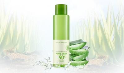 Nature Republic Shooting & Moisture Aloe Vera 90% Toner