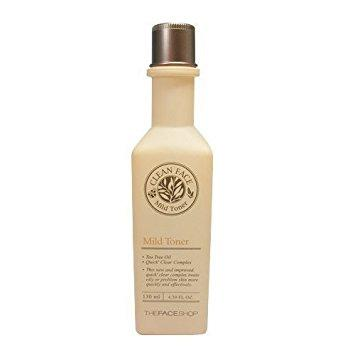 The Face Shop Clean Face Mild Toner