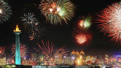 Ini 5 Tempat Seru Sambut Perayaan Tahun Baru Bersama Orang Terkasih di Jakarta!