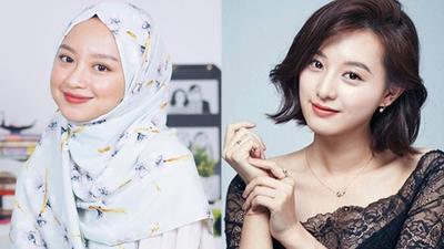 Punya Wajah Sama Cantik, 7 Selebriti Indonesia Ini Dibilang Mirip Aktris Korea