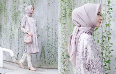 Ini 4 Model Hijab Favorit yang Sering Dipadu Padankan dengan Outfit Formal Kekinian!