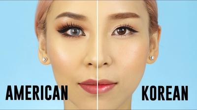 American Makeup VS Korean Makeup, Mana yang Lebih Kalian Suka Ladies?