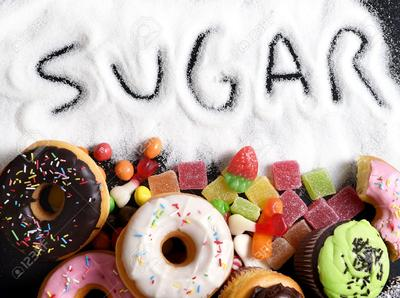 Makanan Mengandung Gula Yang Tinggi