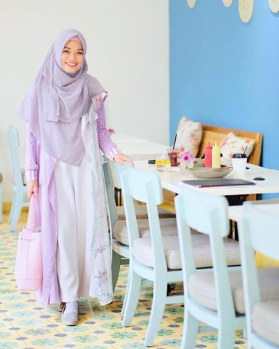 Fashion Hijab Syar'i