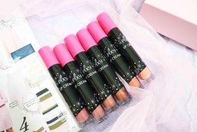 Pixy Keluarkan Produk Lip Cream Nude Collection Terbarunya. Sudah Punya? Intip Reviewnya Yuk!