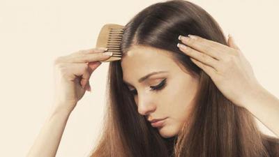 Pisahkan Rambutmu