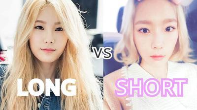 Rambut Panjang or Rambut Pendek?? Mana yang Lebih Kalian Suka Ladies??