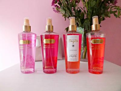 Wangi Sepanjang Hari dengan Victoria's Secret Fragrance Mist
