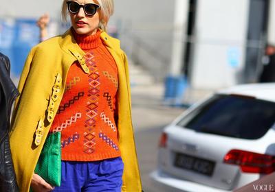 Baju Penuh Warna