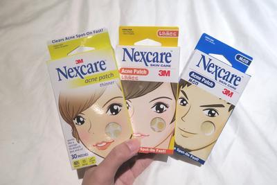 Ladies, siapa yang pakai Nexcare Acne Patch?? Ampuh ga buat meredakan jerawat?