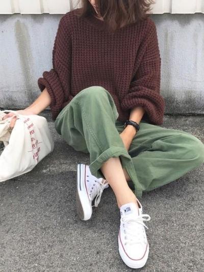 Mix and Match Sepatu Converse Kekinian Ini, Harus Kamu Coba di Tahun 2018!