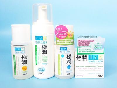 Rekomendasi 5 Produk Skincare Terbaik Hada Labo