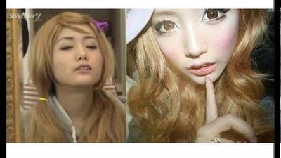 Duh! Supaya Keliatan Cantik Terus, Cewek Korea Ini Gak Hapus Makeup Selama 2 Tahun! Gimana Rasanya Ya?