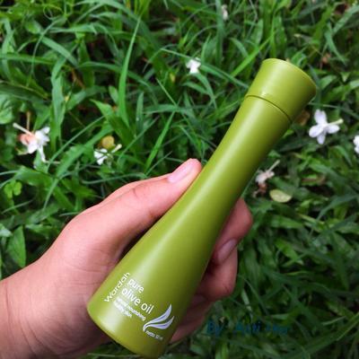 Wardah Pure Olive Oil Bisa Memanjangkan Bulu Mata dan Menghilangkan Mata Panda?? Beneran?