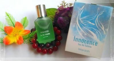 Dear, parfum Wardah apa ya yang wanginya paling enak??? Sharing yuk...