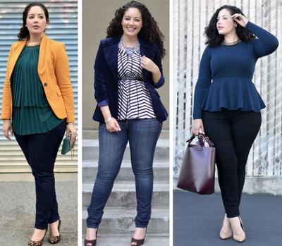 Agar Tak Terlihat Gemuk, Hindari Kesalahan Memilih Model Baju Ini