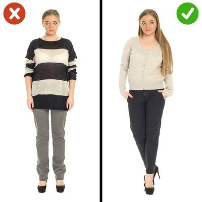 Sweater U-Neck dan Celana Joger