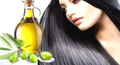 Rawat Rambut dengan Minyak Zaitun