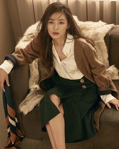 1. Jun Ji Hyun