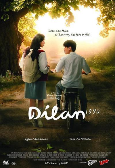 Dari Dilanku 1990 Hingga Wiro Sableng 212, Ini Deretan Film yang Tayang Tahun 2018!