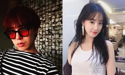 Makin Bikin Jealous, Pacar Baru G-Dragon Ternyata Mantan Ulzzang Lho!
