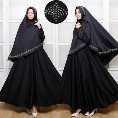 Bahan Hijab Syar'i Katun Baloteli