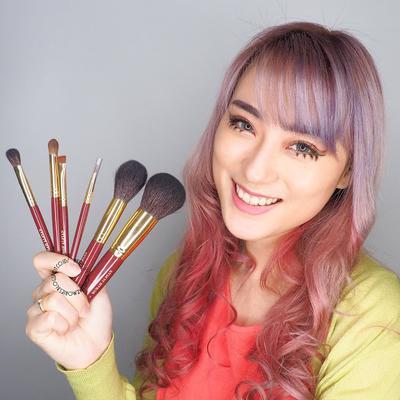 Asik! Makeup Brush Set Ini Punya Harga di Bawah 200 Ribu Lho Ladies