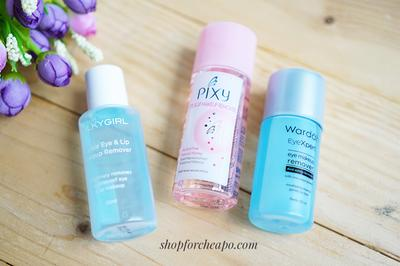 #Battle Di antara Pixy, Wardah, dan Silkygirl Mana yang Paling Juara Menghapus Makeup?