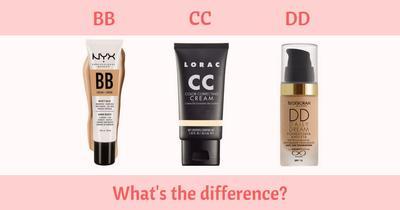 BB, CC, dan DD Cream apa sih perbedaannya? Pilih yang mana?